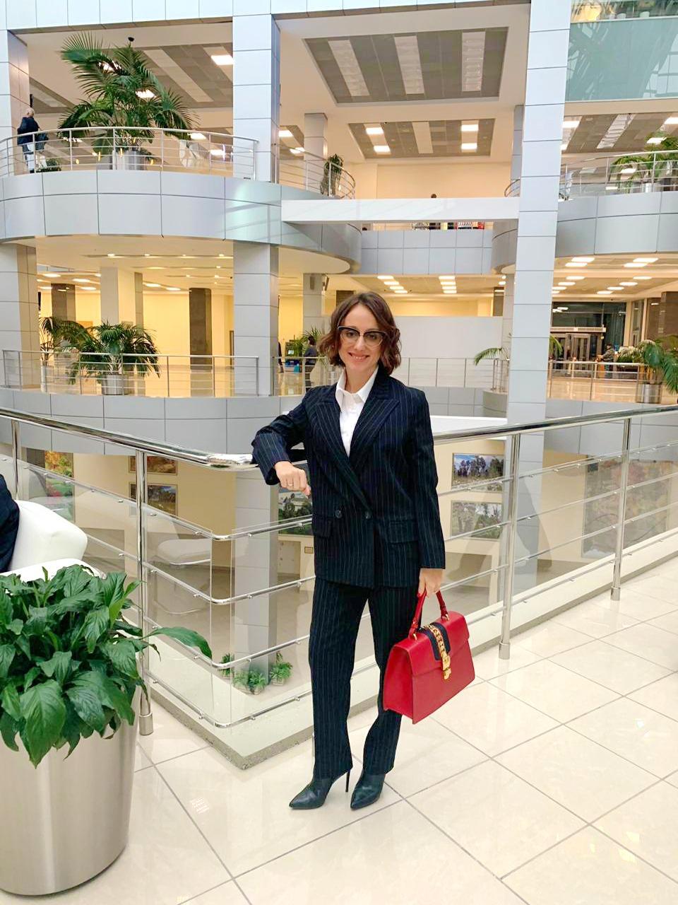 Коммерческий директор Компании БФТ Наталья ЗЕЙТЕНИДИ приняла участие в совещании «МФЦ 2.0: от идеи к реализации»